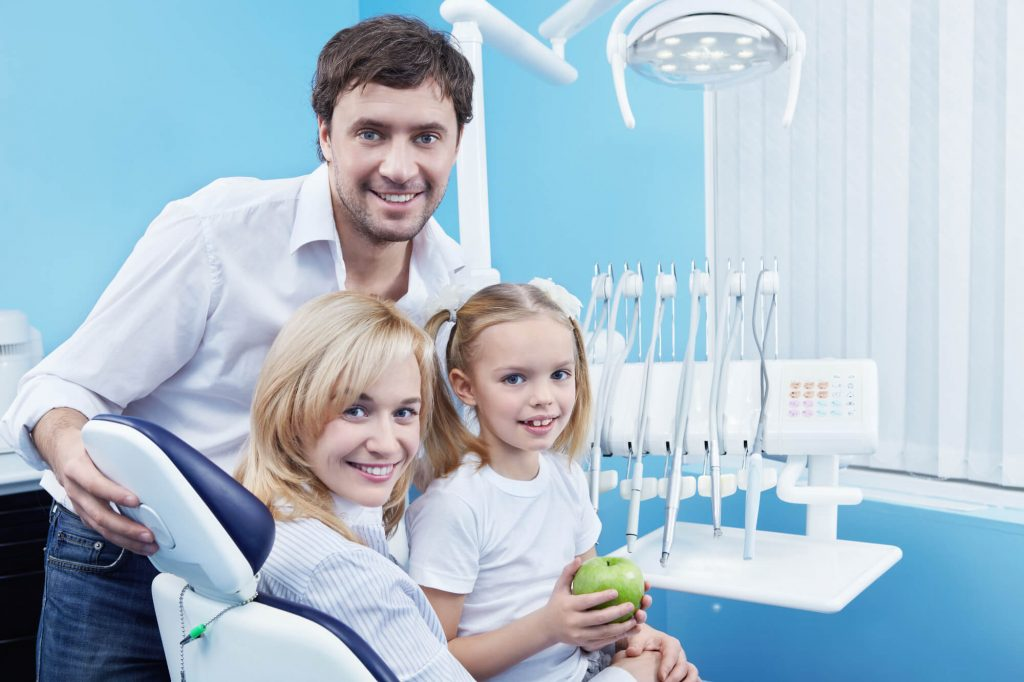 who is the best fort pierce family dentist?