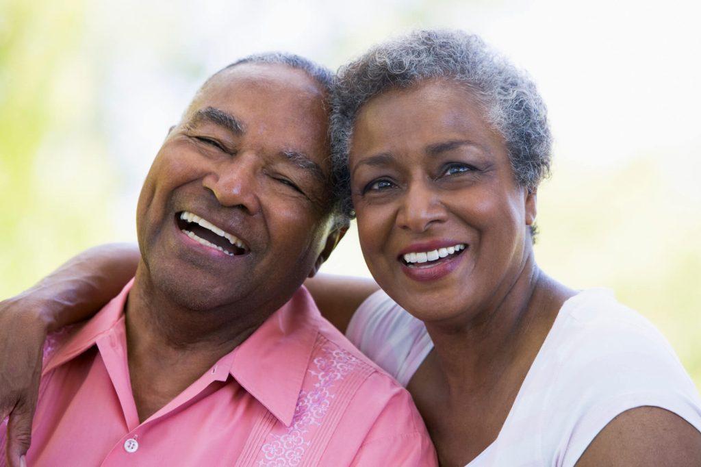 couple Port St. Lucie Dentures