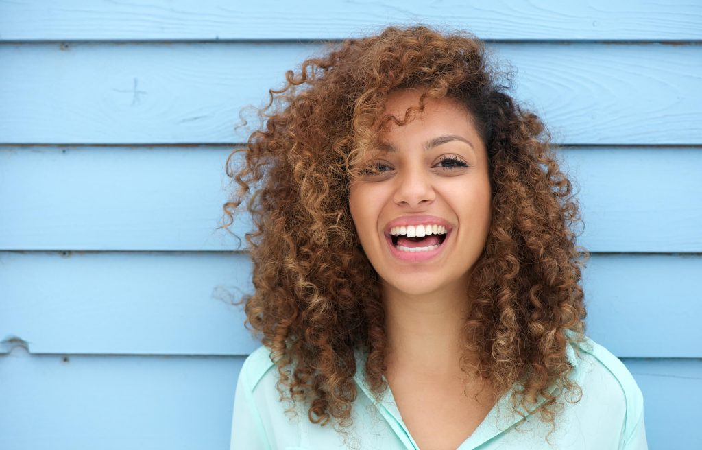 woman smiling Port St. Lucie Family Dentist